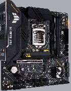 Материнская плата Asus TUF Gaming B560M-Plus (s1200, Intel B560, PCI-Ex16) - изображение 2