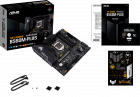 Материнская плата Asus TUF Gaming B560M-Plus (s1200, Intel B560, PCI-Ex16) - изображение 6