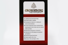 Гриль електричний притискної CROWNBERG CB-1041 2000 Вт (par_CB 1041) - зображення 6