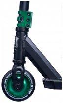 Самокат трюковий Maraton Scorpion чорно-зелений+Комплект захисту в подарунок - зображення 4