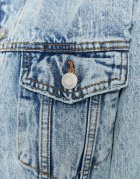 Джинсовая куртка Tally Weijl SJADEBOXY-EHBL M (7612959111565) - изображение 6