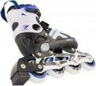 Роликовые коньки раздвижные Action Arlo размер 37-40 Blue (PW-126B-79/Blue/37-40) - изображение 4