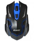 Професійна бездротова ігрова клавіатура з мишкою Atlanfa AT-8100 Комплект (8100) - зображення 5