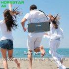 Портативная беспроводная Bluetooth колонка Hopestar A6 35Вт Black с влагозащитой IPX6 и функцией зарядки устройств (A6B) - изображение 6