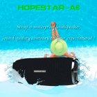 Портативная беспроводная Bluetooth колонка Hopestar A6 35Вт Black с влагозащитой IPX6 и функцией зарядки устройств (A6B) - изображение 8