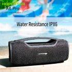 Портативная беспроводная Bluetooth колонка Hopestar A6 Pro 45Вт Black с влагозащитой IPX6 и функцией зарядки устройств (A6P) - изображение 7
