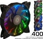 Кулер Frime Iris LED Fan 12LED Auto Effect (FLF-HB120AUTO12) - зображення 2
