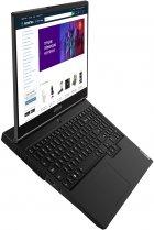 Ноутбук Lenovo Legion 5 15ARH05 (82B500KJRA) Phantom Black - зображення 6