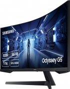 """Монітор 34"""" Samsung Odyssey G5 LC34G55T Black (LC34G55TWWIXCI) - зображення 4"""