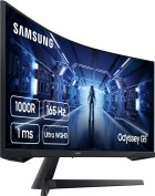 """Монітор 34"""" Samsung Odyssey G5 LC34G55T Black (LC34G55TWWIXCI) - зображення 5"""
