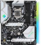 Материнская плата ASRock Z590 Steel Legend (s1200, Intel Z590, PCI-Ex16) - изображение 1
