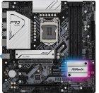 Материнська плата ASRock Z590M Pro4 (s1200, Intel Z590, PCI-Ex16) - зображення 1