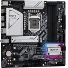 Материнська плата ASRock Z590M Pro4 (s1200, Intel Z590, PCI-Ex16) - зображення 3