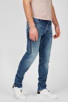 Мужские синие джинсы Citishield 3D Slim Tapered G-Star RAW 34-32 D14456,C051 - изображение 3