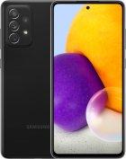 Мобільний телефон Samsung Galaxy A72 6/128 GB Black - зображення 1
