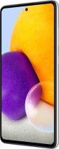 Мобільний телефон Samsung Galaxy A72 6/128 GB White - зображення 4