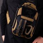 Тактическая сумка-кобура для скрытого ношения Scout Tactical EDC «Tac-box» Cyot-black - изображение 14