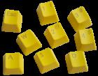 Клавіатура дротова Hator Rockfall USB Mechanical Blue UA (HTK-604) - зображення 9