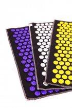 Коврик массажный Igora с аппликатором Кузнецова Air Mini 32 х 21 см Фиолетовые фишки (FS-100) - изображение 3