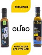 Масло из семян льна Olibo 250 мл (4820184310018) - изображение 3