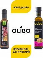 Масло из семян амаранта Olibo 250 мл (4820184310049) - изображение 3