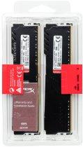 Оперативна пам'ять HyperX DDR4-2400 16384MB PC4-19200 (Kit of 2x8192) Fury Black (HX424C15FB3K2/16) - зображення 5