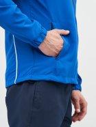 Спортивный костюм Mizuno Micro 32EG7001M22 S Голубой/Синий (5054698529850) - изображение 8