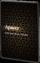 "Apacer AS340X 120GB 2.5"" SATAIII 3D NAND (AP120GAS340XC-1) - зображення 2"