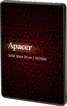 "Apacer AS350X 128GB 2.5"" SATAIII 3D NAND (AP128GAS350XR-1) - изображение 2"