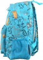 Рюкзак молодіжний YES ST-33 PUSSY 35x29x12 Жіночий (555494) - зображення 4