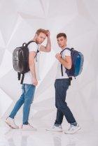 Рюкзак школьный каркасный YES Т-33 Stalwart 44.5x29.5x14.5 Мужской (555521) - изображение 10