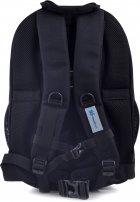 Рюкзак школьный каркасный YES Т-33 Stalwart 44.5x29.5x14.5 Мужской (555523) - изображение 6