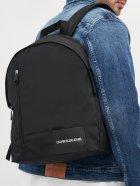 Чоловічий рюкзак Calvin Klein Jeans Round Bp 43W/Front Zip K50K506355-BDS Black (8719853625682) - зображення 2
