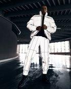 Спортивные штаны Пушка Огонь Bard рефлективные с кантом L - изображение 6