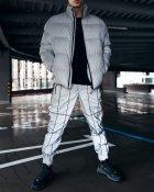 Спортивные штаны Пушка Огонь Bard рефлективные с кантом L - изображение 7