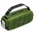 Портативна бездротова Bluetooth колонка Hopestar A20 55Вт Green з вологозахистом IPX6 і функцією зарядки пристроїв (A20G22) - зображення 3
