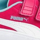 Кроссовки Puma Courtflex v2 Mesh V PS 37175802 34 Розовые (5903419094538) - изображение 6
