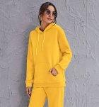 Худі жіноче утеплене Tint yellow Berni Fashion (L) Жовтий (57090) - изображение 3