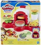Игровой набор Hasbro Play-Doh Печём пиццу (E4576) - изображение 1