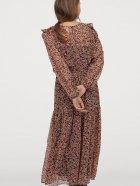 Платье H&M 0852370-1 M Черное (2000001795293) - изображение 3