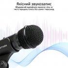 Микрофон Promate Tweeter-9 Mini-jack 3.5 мм Black (tweeter-9.black) - изображение 3