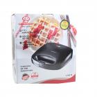 Гриль, бутербродниця, вафельниця, горішниця, сэндвичница 4в1 Granthoff GT-780 1200 Вт мультимейкер - зображення 3