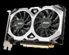 Видеокарта MSI VENTUS XS OC GeForce GTX 1650 4Gb GDDR6 128-bit (GTX 1650 D6 VENTUS XS OC) - изображение 3