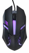 Ігрова клавіатура USB KEYBOARD HK-6300TZ (BIG) провідна комп'ютерна + мишка з RGB підсвіткою - зображення 5