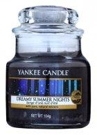 Yankee Candle Dreamy Summer Nights ароматизована свічка 105 гр Classic маленька - изображение 1