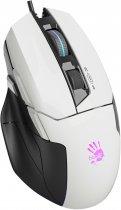 Миша Bloody W70 Max USB Panda White (4711421955836) - зображення 2