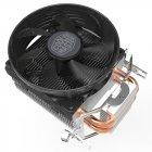 Процесорний кулер Cooler Master T20 LGA1200/115x/AM4/FM2(+)/AM3(+),3pin,1700об/хв,18.7 dBA,TDP 100W - зображення 3