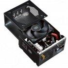 Блок питания Cooler Master MWE 650 Bronze V2,650W,12cm fan,a/PFC,24+8,4xPeripheral,8xSATA,4xPCIe - изображение 3