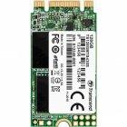 SSD накопитель Transcend M.2 2242 SATA 128GB MTS430S (TS128GMTS430S) - изображение 1