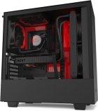 Корпус NZXT H510i Matte Black/Red (CA-H510i-BR) - изображение 15